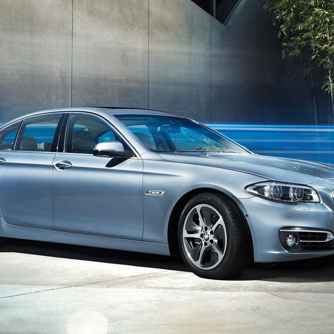 BMW Active Hybrid 5 Exterior | Peter Vardy Edinburgh