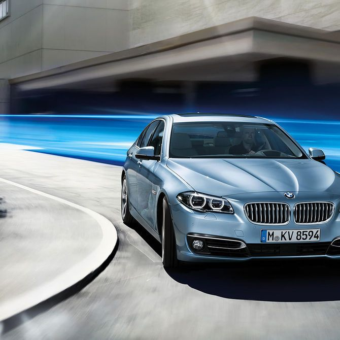 BMW Active Hybrid 5 Performance | Peter Vardy Edinburgh