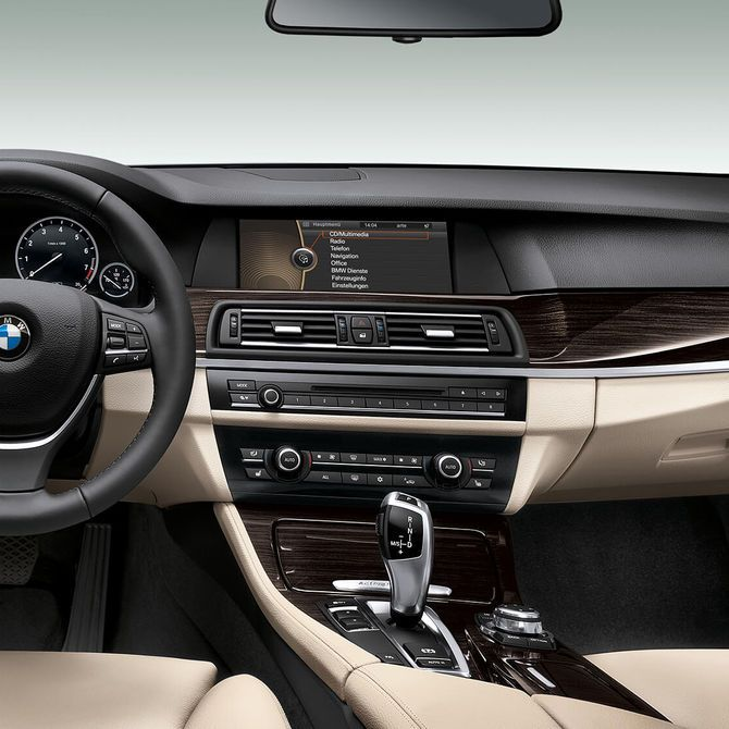 BMW Active Hybrid 5 Interior | Peter Vardy Edinburgh