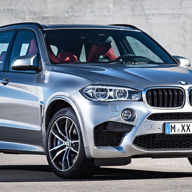 X5 M Exterior with Performance Pack