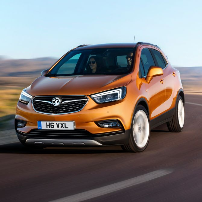 New Vauxhall Mokka For Sale, On Finance & Part Exchange