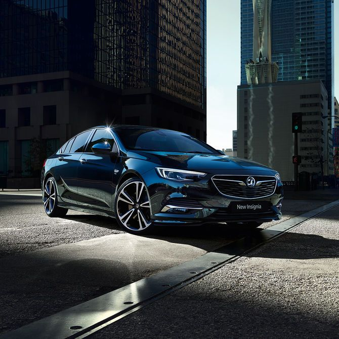 All New Insignia | Peter Vardy Vauxhall