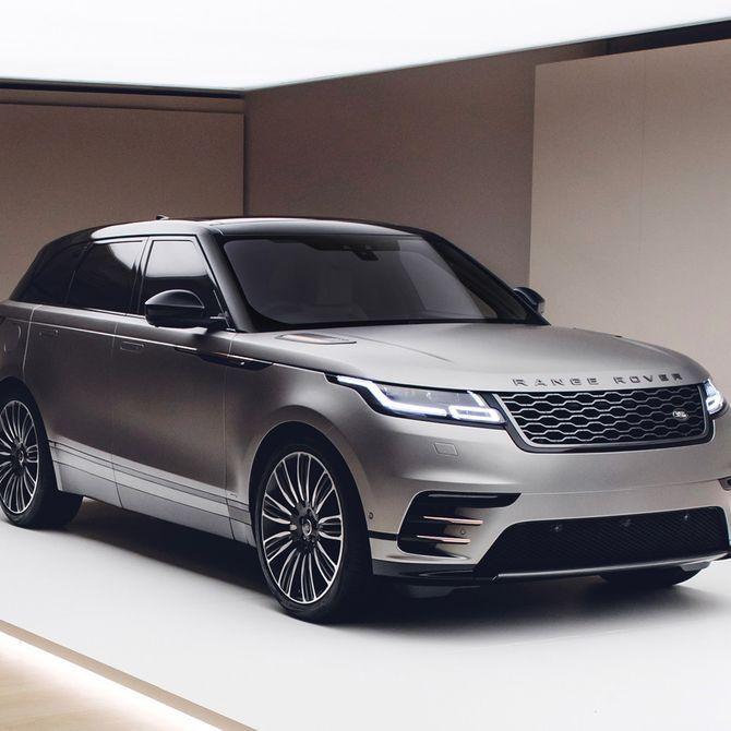 Land Rover Dealership: New Range Rover Velar For Sale, On Finance & Part Exchange