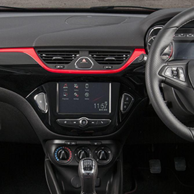 New Vauxhall Corsa-Griffen