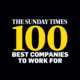 Sunday Times 100 Best Companies to Work For 2014