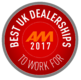 AM Best UK Dealerships to work for 2017