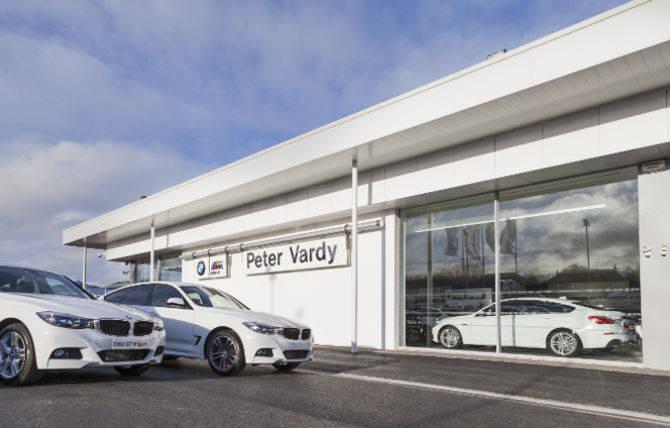 BMW Edinburgh | BMW Dealership | NEW & Used Cars | Peter Vardy