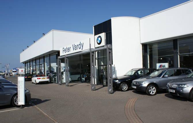 Peter Vardy Car Sales Perth
