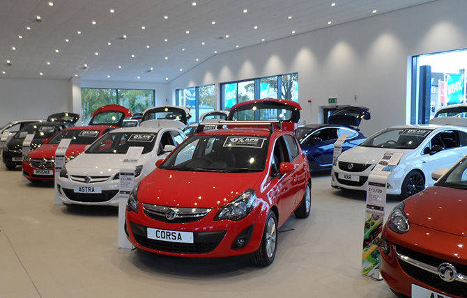 Vauxhall Aberdeen Vauxhall Dealership New Amp Used Cars