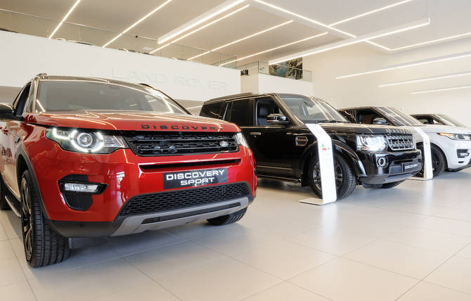Land Rover Aberdeen | Land Rover Dealership | New & Used Land Rovers