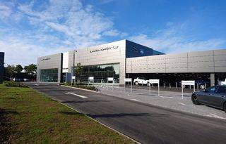State-Of-The-Art Jaguar Land Rover dealership opens in Aberdeen