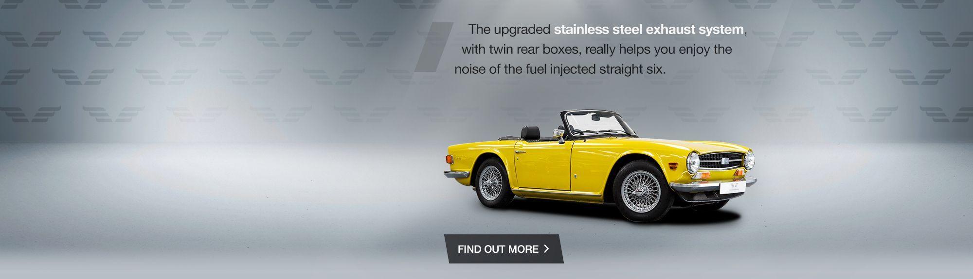 Classic Car Sales | Vintage Car Dealers | Heritage Car Dealership ...