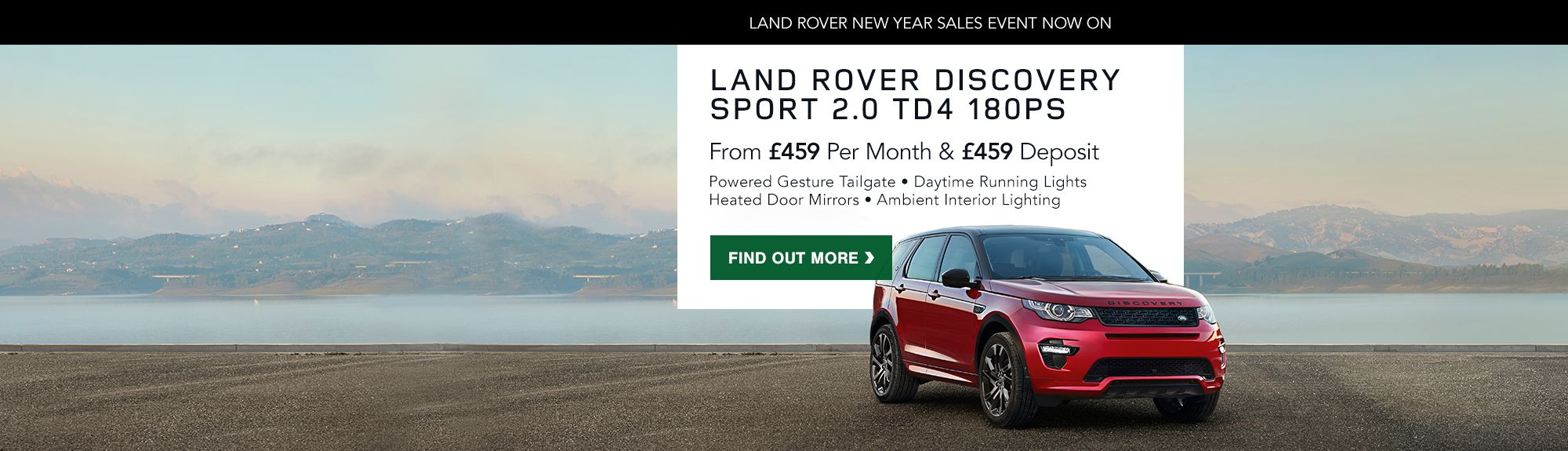 Land Rover Aberdeen New Approved Used Dealership 2 25 Engine Range Evoque Se Discovery Sport